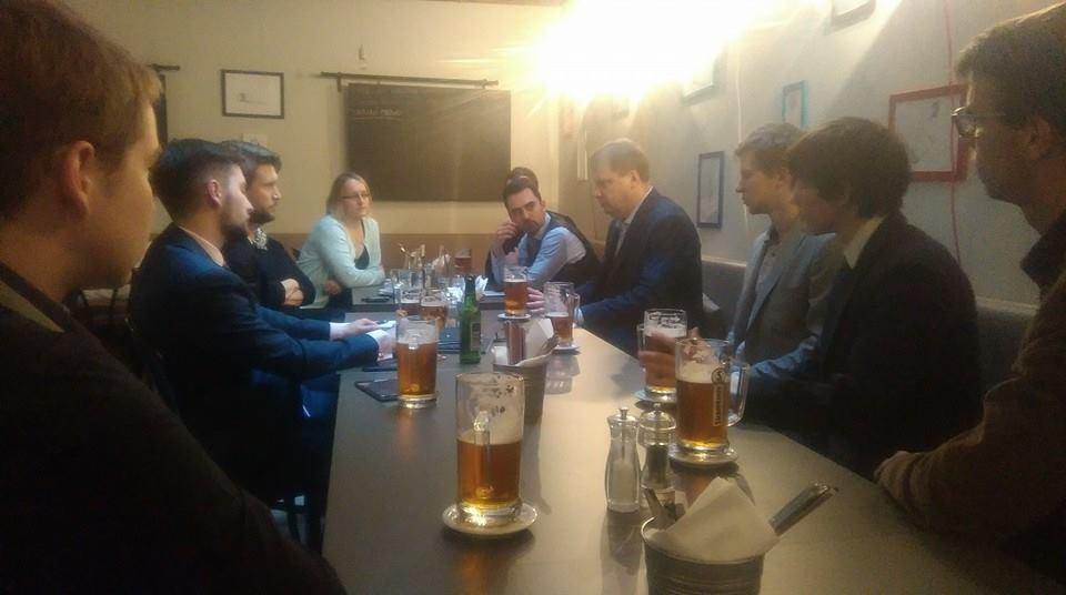 Rozjeli jsme TOP Debaty – prvním diskutujícím byl poslanec Martin Plíšek