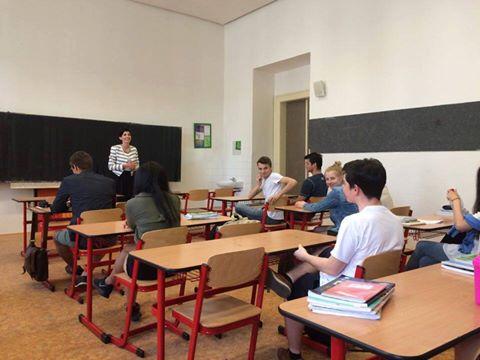 """Pokračování úspěšného projektu setkávání se studenty tzv. """"Studentské interpelace"""""""