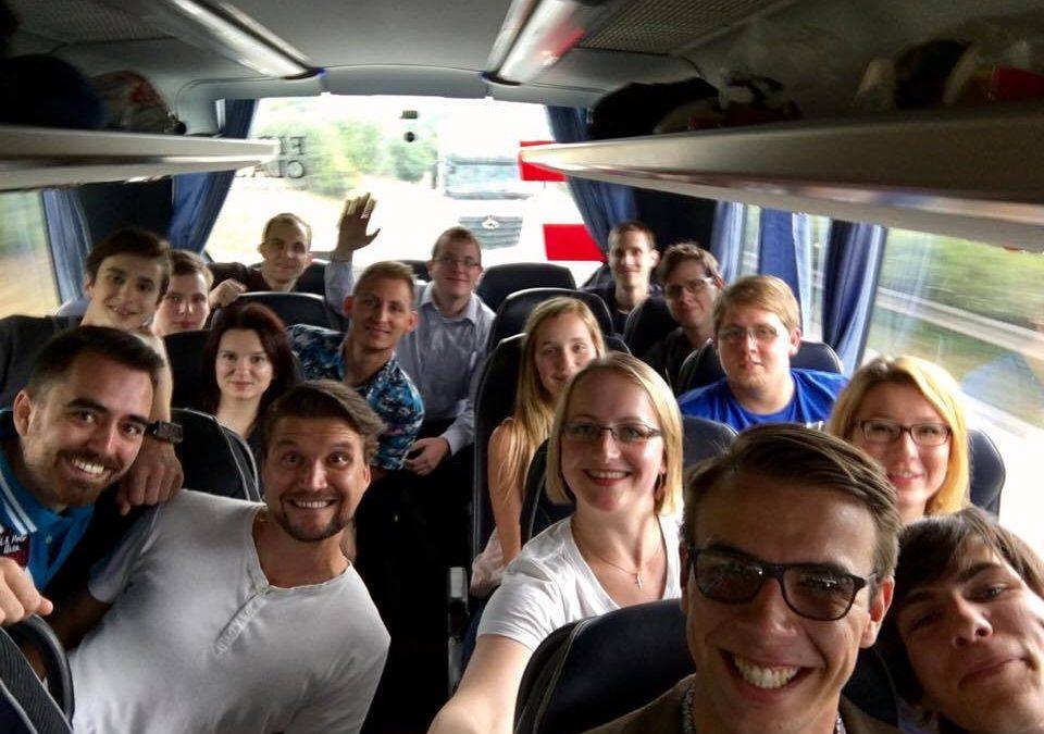 TOP tým jel sbírat zkušenosti do Štrasburku