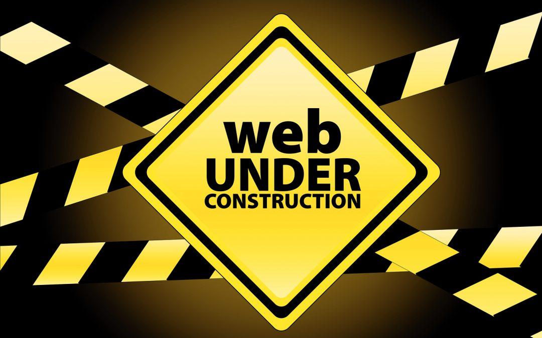 Úprava webu – Přihláškový formulář