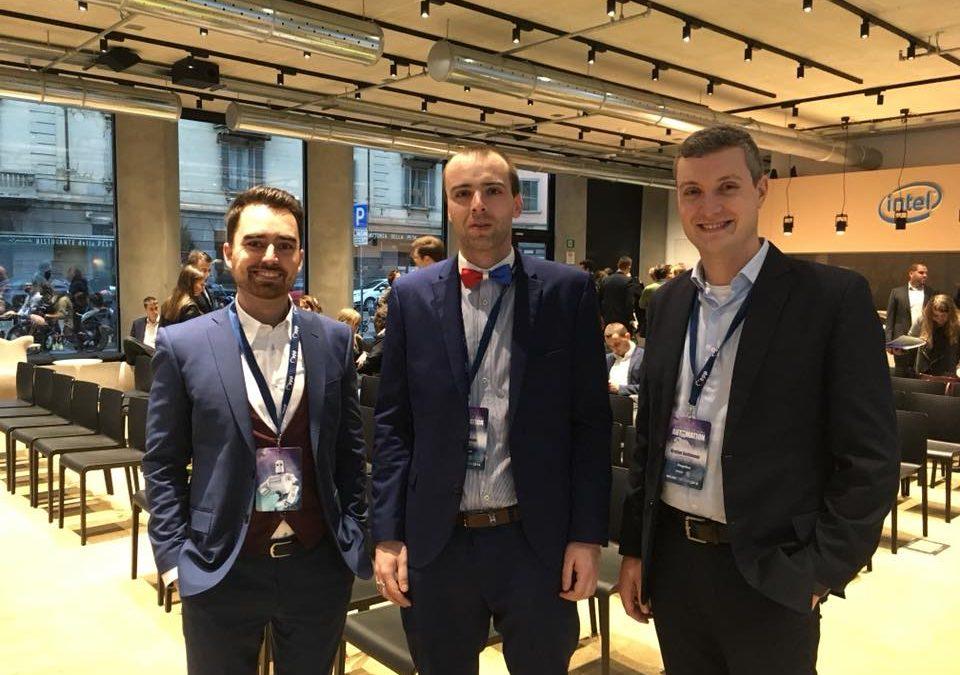 Zasedání Rady YEPPu tentokrát v Miláně