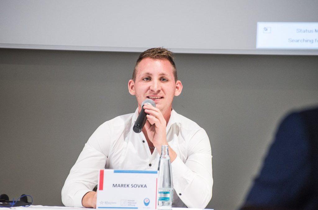 Jedním z nejmladších starostů v ČR je předseda TT JMK – Marek Sovka (Rozhovor)