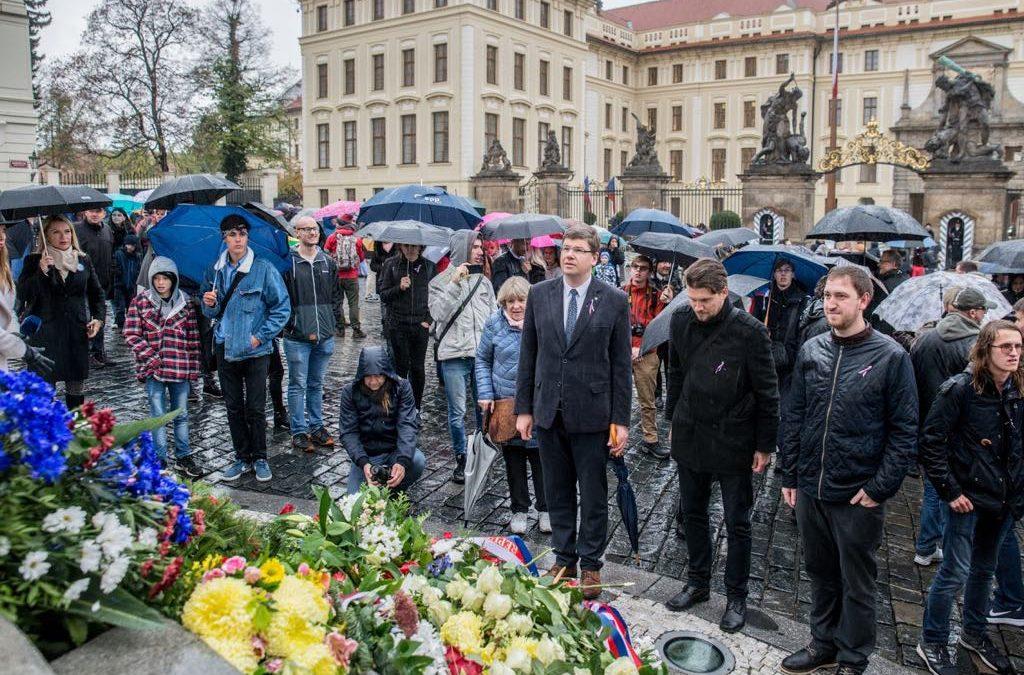 Oslavili jsme 100 let od vzniku Československa