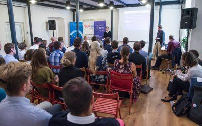 Konference TOP týmu – Budoucnost EU pohledem mladých: Výzvy a příležitosti