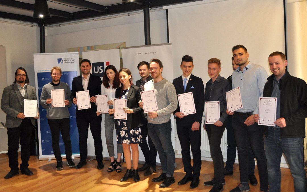 Zúčastnili jsme se Bezpečnostní akademie pro mladé politiky