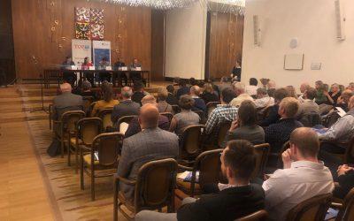 Debata k výročí 15 let ve společné Evropě. Jaké je postavení ČR v Radě EU?