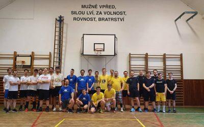 Pražský TOP tým znovu na bedně