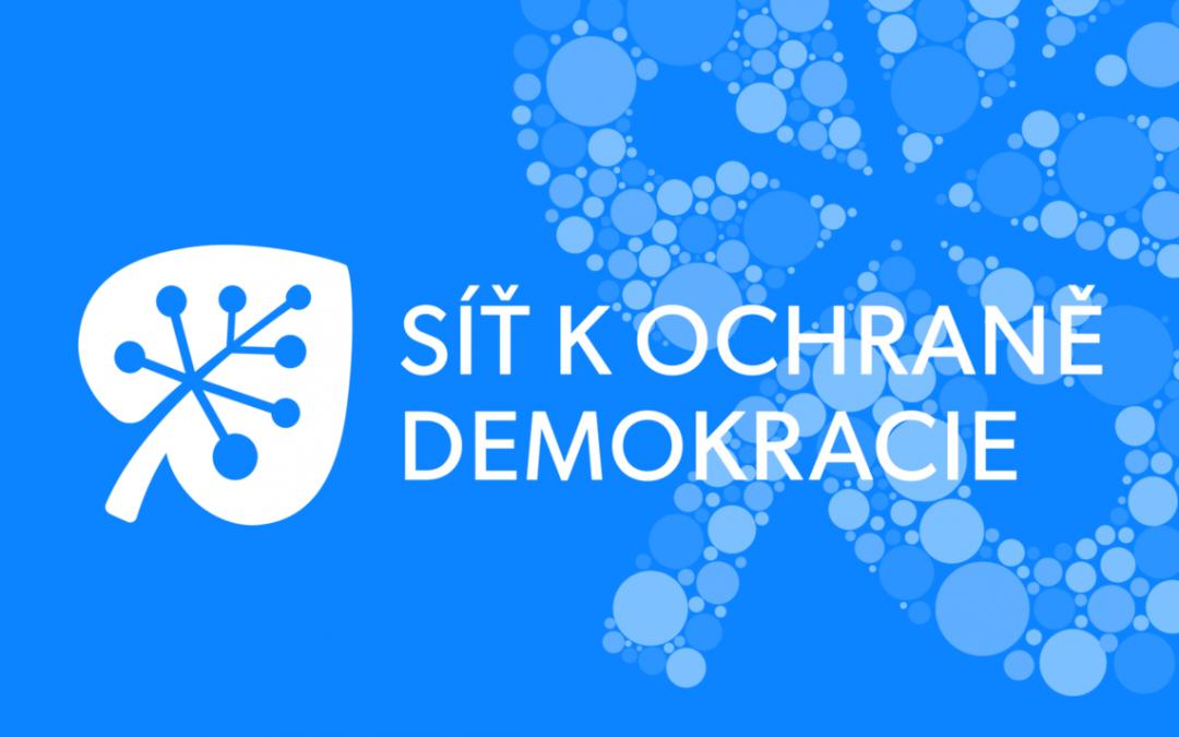 Demokracie není samozřejmost, pomáháme ji chránit
